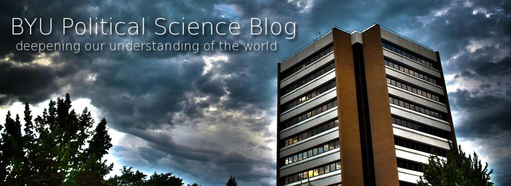BYU Political Science Blog