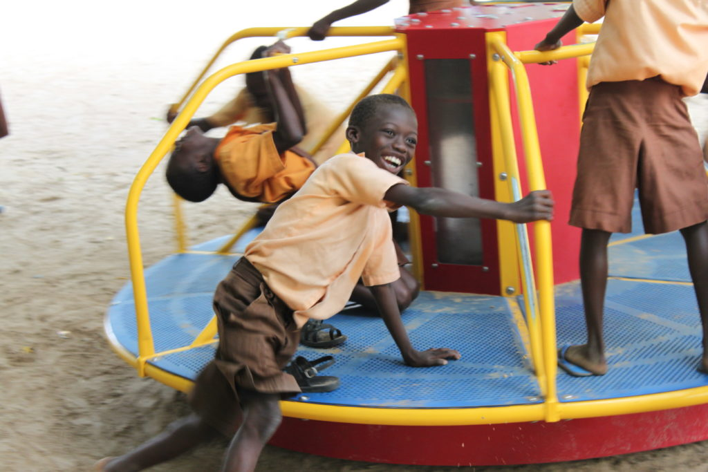 Photo provided by Crys Kevan Lee--Empower Playgrounds