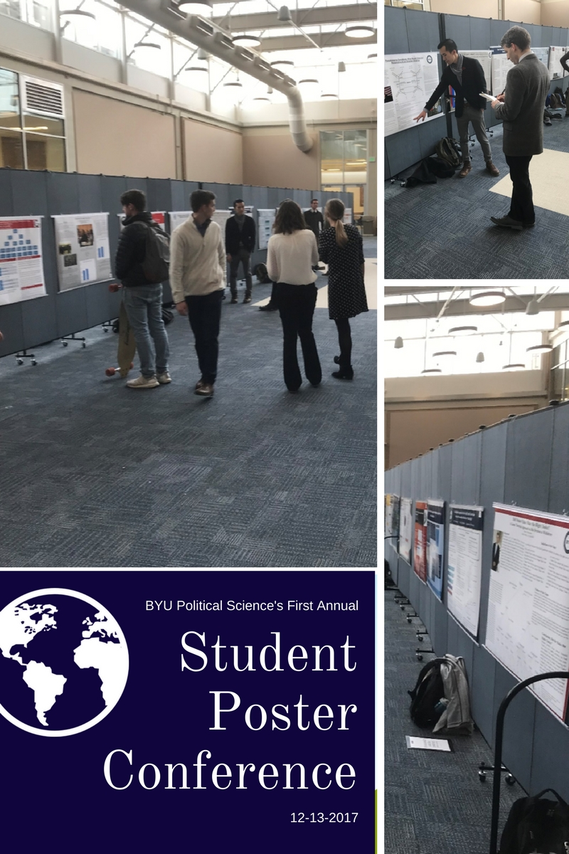 Political Science Poster Conference 2017 | BYU Political ...